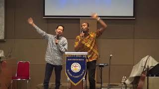 How You can Pray Prophetically By  Ps  DR  Samson Dabbas  ( Nigeria )