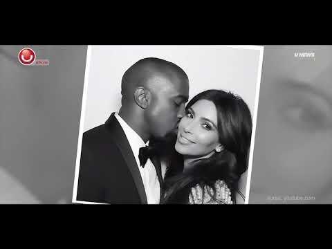 UNews: Kanye West i-a dat sotiei sale un cec de 1 milion de dolari @Utv 2018