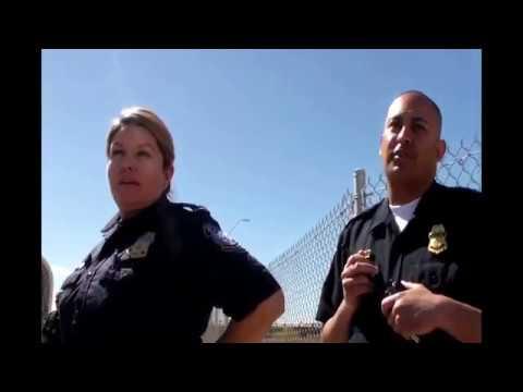 pt 3 TYRANTS  US/MEX San Luis AZ Point of Entry