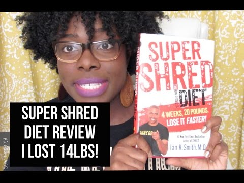The Super Shred Diet Review - Effectiveness vs. Side ...