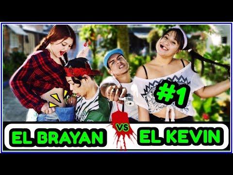 ¡SÓLO ÉXITOS #1! ¡EL BRAYAN, EL KEVIN, LA BRITANY Y LA DANIELA!|| Videos Rangers.v