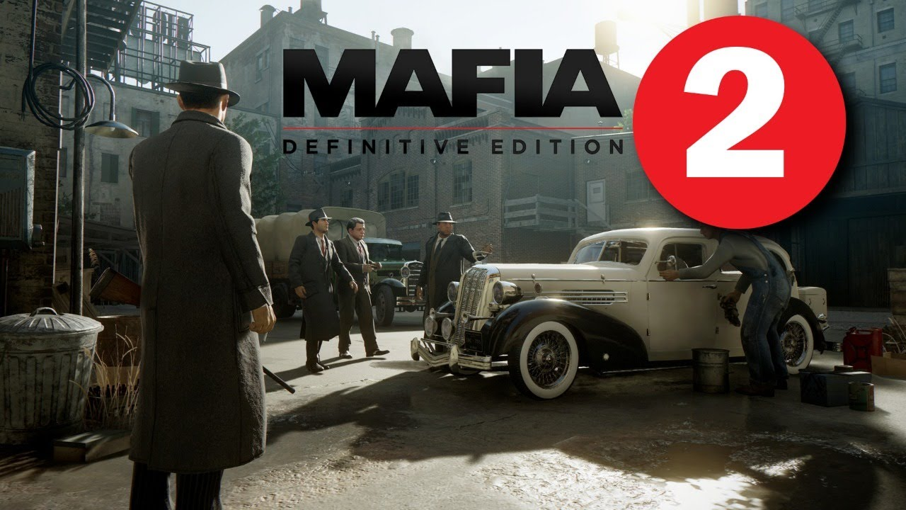 Mafia: Definitive Edition Part 2