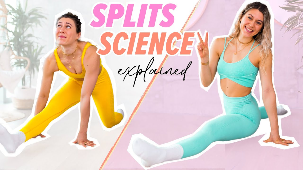 Download How to Get the Splits as a Beginner! *Science Explained*