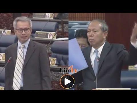 Bekas pengerusi PAC mengaku padam perkataan dalam laporan 1MDB