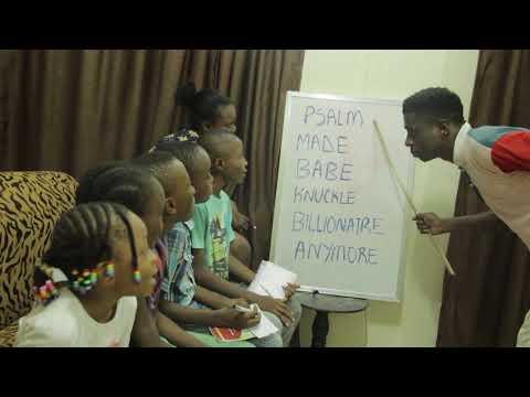 Mama Shem: Teaching Children Nonsence...