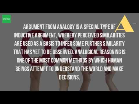 What Is Reasoning By Analogy Youtube