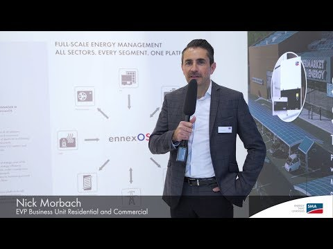 Full-scale energy management with ennexOS
