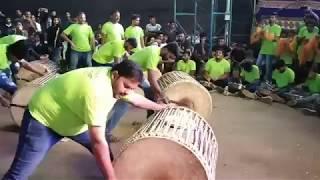 Shiv Kamakshi Mahamaya Houshi Mandal | Dhol Tasha Pathak  | Diwali | Narkasur| Goa 2018