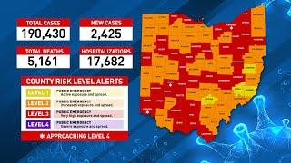 Ohio Coronavirus Update: October 20, 2020