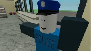 roblox gas station robbery stop motion xD