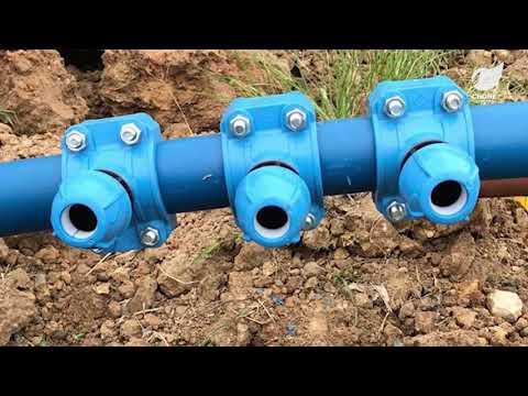 El Agua llega a sector de Pueblo Seco