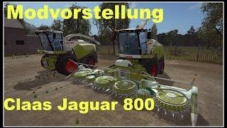 Ls 17 Modvorstellung  Claas  Jaguar 800 v1 und Abschließende Worte zum Jahr 2016    [Deutsch[HD+] [60 FPS]   Mod Downloaden:https://www.modhoster.de/mods/claas-jaguar-800 _________________________________________________ Beschreibung des Mod: Preis:  Jagu