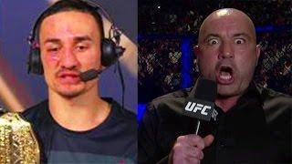 Гонорары бойцов UFC 206, Роган никуда не уходит
