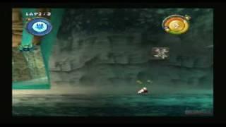 Rayman Rush *Water Canyon*