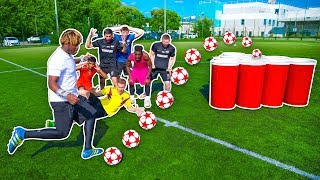 SIDEMEN FOOTBALL FEAR PONG Video