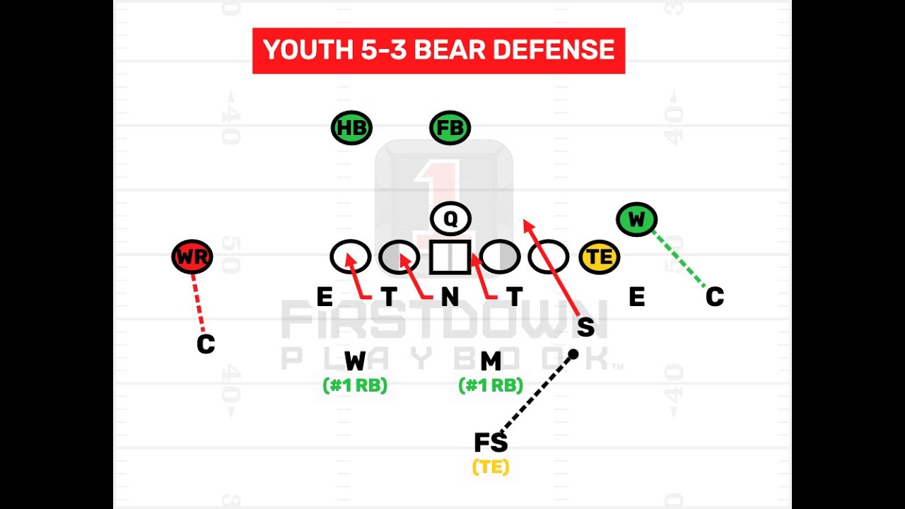 5 3 Bear Youth Defense Youtube
