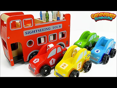Best Toddler Learning Video for Kids – Educational Toys for Preschool Kids!