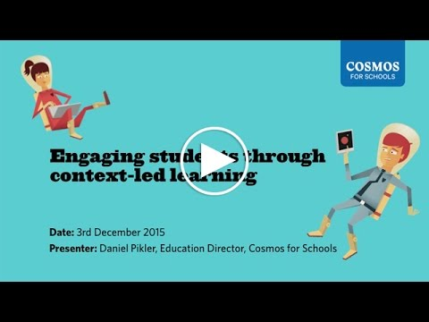 Webinar: Engaging science students with interactive learning