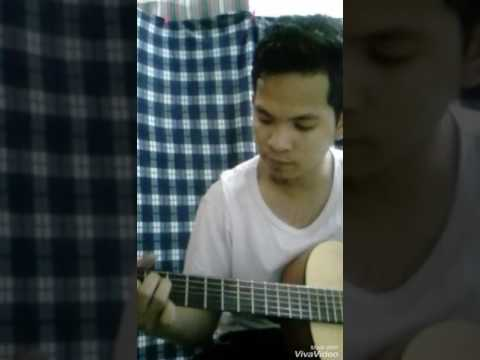 Sayo by silent sanctuary guitar cover by Jhay-R D