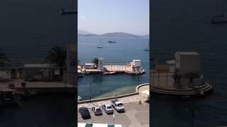 Albania  Saranda - 2018 -  real hotel