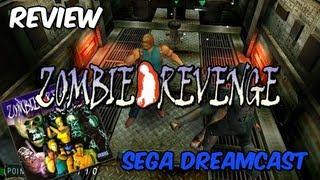 ZOMBIE REVENGE REVIEW (Sega Dreamcast)