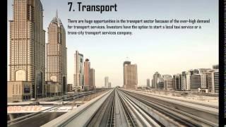 Doing Business in Dubai 2015 - 10 Booming Opportunities Dubai, UAE