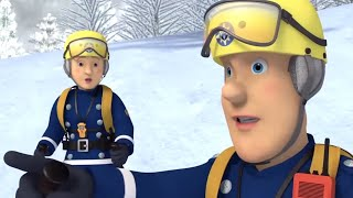 Fireman Sam New Episodes 🔥Fire in the Snow! 🚒 Fireman Sam Collection 🚒 🔥 Kids Movies