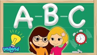 Exploring The ABCs of Back to School   Story Time   UniLand Kids