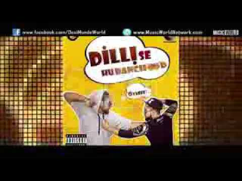 Delhi se hu bc lyrics