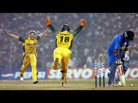 India Vs Australia TVS Cup 2003 Final Match Highlights Part 1 | #IndVsAusCricketMatch