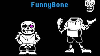 (Underswap) [Distrust] But the earth got more HUMERUS + FUNNY BONE