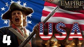 MASTER AND COMMANDER!  Empire Total War: Darthmod - USA Campaign #4