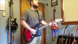 New Found Glory - Listen To Your Friends (Guitar Cover)