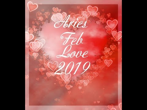 ARIES GENERAL LOVE FORECAST FEB, 2019