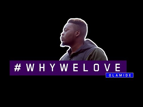 Olamide! From Street to Stardom - #WhyWeLove | FreeMe TV