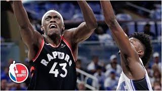 Pascal Siakam, Kawhi Leonard lead Raptors to Game 3 win vs. Magic | NBA Highlights