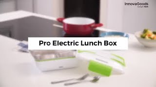 InnovaGoods Gadget Tech Pro Electric Lunch Box