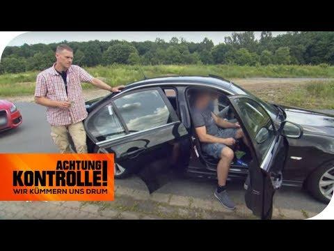 Schwere Strafe für Verkehrssünder: 1 Monat Fahrverbot! | Achtung Kontrolle | kabel eins
