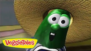 Veggietales Silly Songs | Dance of Cucumber | Silly Songs With Larry Compilation | Videos For Kids