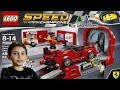 Max Adventures LEGO Ferrari FXX K   Development Center Build Review   75882
