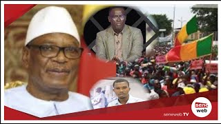 Taxaw Seetlu : Instabilité Au Mali, Situation Des Sénégalais: Les Révélations De Ben Makhtar Diop