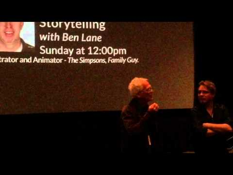 James Morrison Q and A after The Jazz Funeral Omaha Film Fe