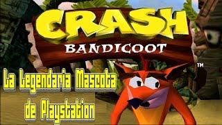 Crash Bandicoot 1: La Legendaria Mascota de Playstation - Pepe el Mago