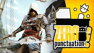 ASSASSIN'S CREED IV BLACK FLAG (Zero Punctuation) (Video Game Video Review)
