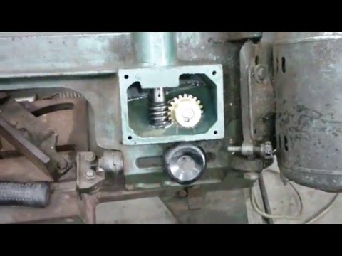 Testing The Fixed DIY Worm And Worm Gear - YouTube