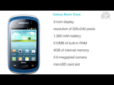 Samsung Galaxy Music Duo now available for Rs 9,199