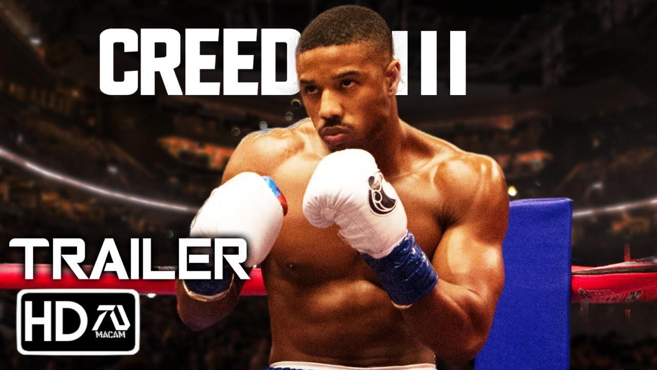 CREED 200 200 Trailer 20   Michael B Jordan, Michael Jai White   Rocky  Balboa Legacy Fan Made