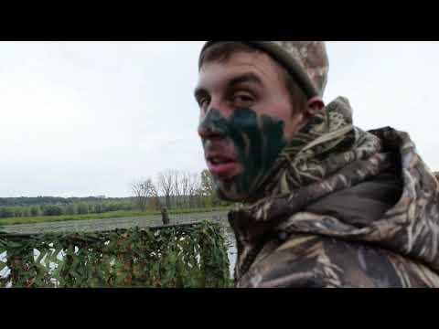 Mississippi River Duck Opener 2020 - Wisconsin