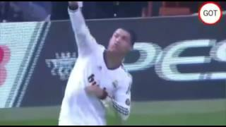 messi penalty and ronaldo make fun