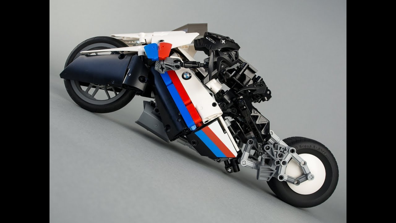 lego bmw wr 1000 motorcycle concept building instructions. Black Bedroom Furniture Sets. Home Design Ideas